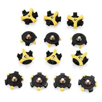 28Pcs Golf Shoe Spikes Replacement Champ Cleat Screw-in Removal spike Set Pack