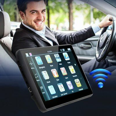 799 7-Inch 8GB ROM+128M RAM GPS Navigator Capacitive Touch Screen Navigation YT