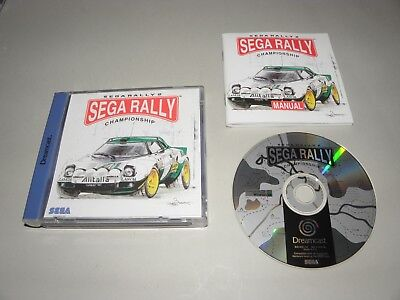 Sega Rally    - Sega Dreamcast / DC / PAL / S13