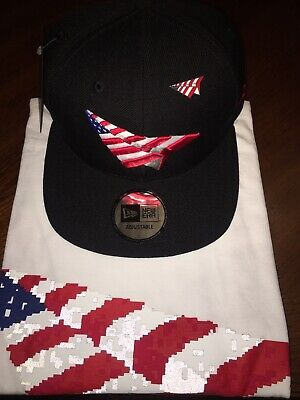 eb946078d7a Roc Nation American Dream Old School Snapback Hat With Pin Authentic Jay-Z  Hat