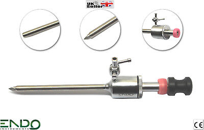 ENDO® Laparoscopy Trocar 10mm 11.5mm Endoscopic Endoscopy Laparoscopic Trocars