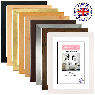A1 A2 A3 A4 A5 6x4 7x5 8x6 Home Photo Picture Hanging Mounting Poster Frame NDS