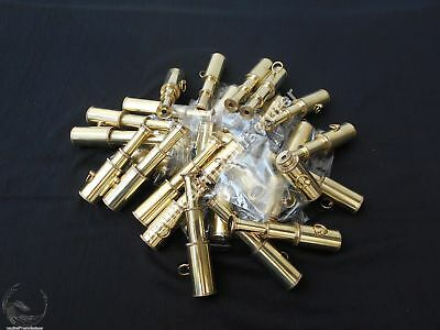 Nautical Brass Telescope For Key -Chain Lot Of 100 Units Collectible Marine