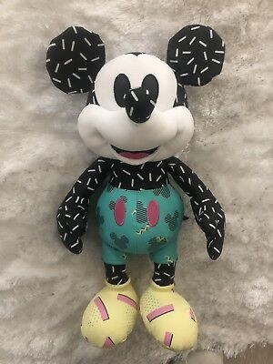 Mickey Mouse Memories Plush September 2018 Limited Ed Exclusive NWT Sold Out USA