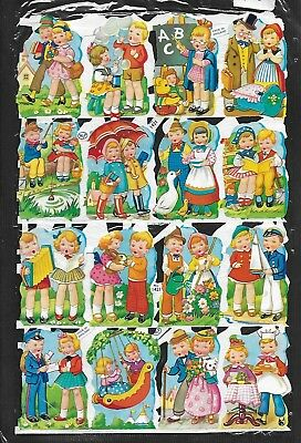 MLP Vintage paper scraps in sealed packet MINT 1950`s No 1541 +1421 Boys +girls