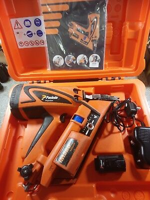 Paslode IM360CI  Li-ion CORDLESS FIRST FIX NAIL GUN KIT, FULLY SERVICED