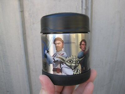 Thermos Star Wars The Clone Wars 10 oz Food Jar Funtainer B9719
