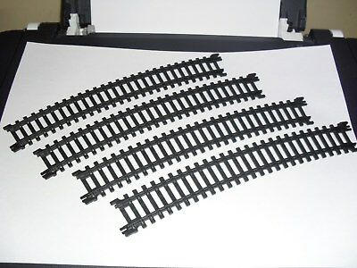 Hornby Junior Express Accessories. 4 x Curve Track.
