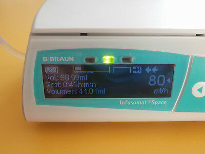 B Braun Infusomat Space 8713050, deutsch, english, italian or spanish