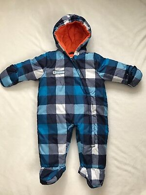 a05dd2a72 NWT CARTERS BABY Infant Girl Boy Winter Fleece Snowsuit Hooded ...