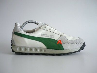 70`s Vintage Puma 10 German Armed Forces Running Sport Shoes 80`s West Germany