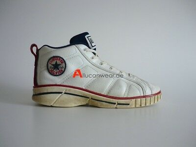 1996 Vintage Converse All Star 2000 Mid React Bb Sport Hi Shoes Tops Rodman  90` 8e30e5a71