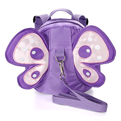 Hipiwe Baby Anti-lost Backpack Butterfly Walking Safety Belt Harness Toddler 1224b198c7