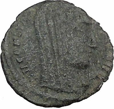 CONSTANTINE I the GREAT Cult  Ancient Roman Coin Christian Deification  i38130