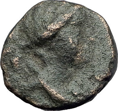 SELEUKOS III Keraunos 225BC Seleukid Ancient Greek Coin ARTEMIS & APOLLO i64266