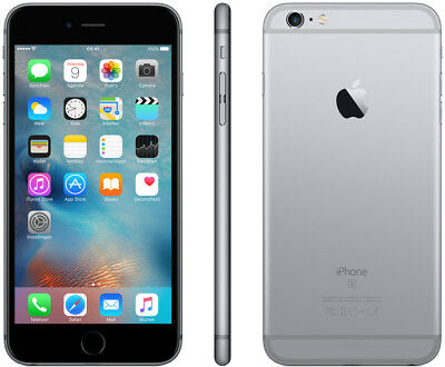 Apple iPhone 6s Plus 16GB 4G Grey