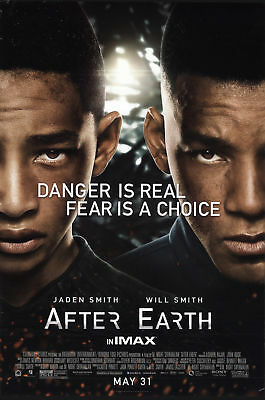 After Earth 2013 27x40 Orig Movie Poster FFF-66804 Rolled Will Smith
