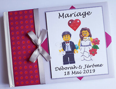 Personalised Wedding / Birthday Guest Book - Any Design