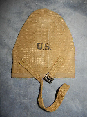 Original Wwi 1918 Us Army T-Handle Shovel Cover H&p