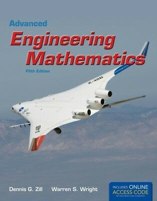 |e-Version| Advanced Engineering Mathematics + Solutions Manual 5th Ed by Zill