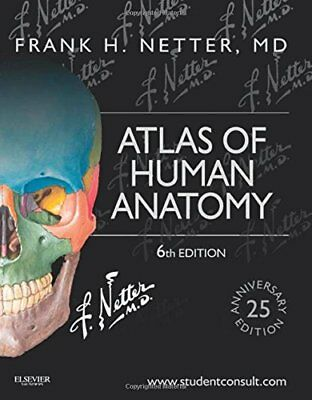 |e-Version| Atlas of Human Anatomy 6th Ed by Netter