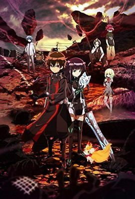 TWIN STAR EXORCISTS (SOSEI NO ONMYOJI) VOL.4-JAPAN Blu-ray T48