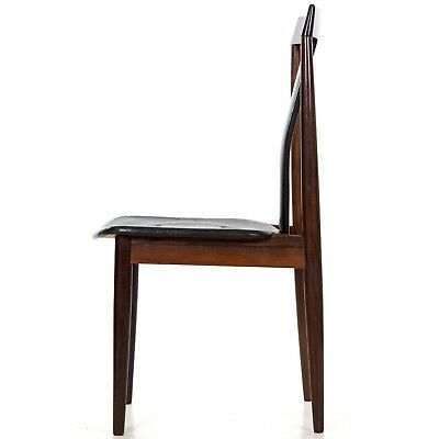 Frem Rojle Vintage Mid Century Modern Rosewood Side Chair, Danish circa 1960s
