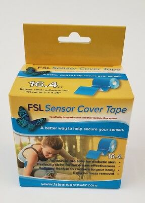 FSL Sensor Tape, Roll, 42 Pieces, Libre, Free Style