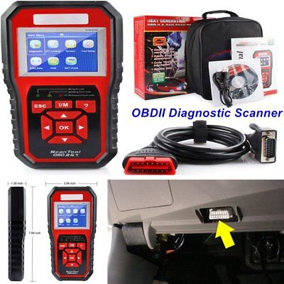 KW 850 Professional OBD OBD2 Car Auto Diagnostic Scanner Car OEM Diagnostic L4