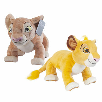Disney The Lion King Nala Simba Plush Doll Stuffed Figure Toy X'mas Gift - 15 In