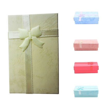 16pcs Paper Jewelry Gifts Boxes For Jewelry Display-Rings, Small Watches,  H8D7)