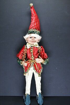 Christmas Elf Doll, 60cm