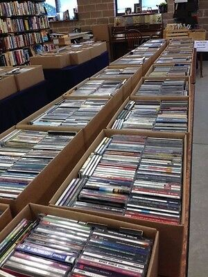 Bulk Lot of 150 CDs -- Mixed Genre - Lots of Great Music