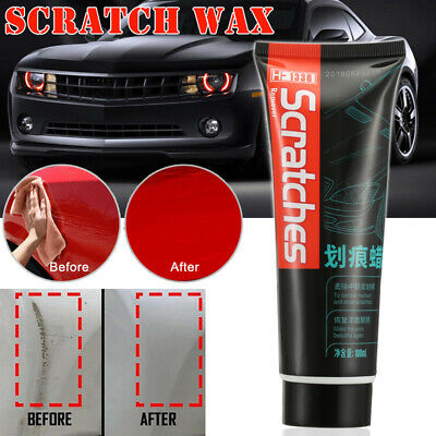 Car Scratches Remove Repair Wax 100ml Paint Body Care Polishing