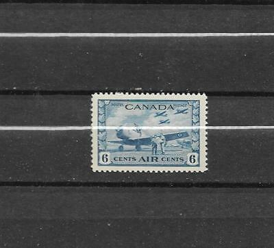 pk39928:Stamps-Canada #C7 Airmail 6 cent Issue -Mint Never Hinged