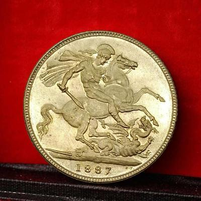 Horse&Sword Commemorative Round Coins Gold Plated Souvenir Coins(Years Random)