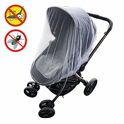 KIMYO Full Cover Baby Mosquito Net for Strollers Portable Durable & long lasting