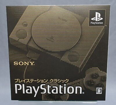 Sony Playstation console Classic Mini PS1 (SCPH-1000R) Japanese (20 Games) NEW**