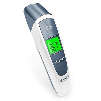 Provén Dual Mode Digital Thermometer - Forehead And Ear
