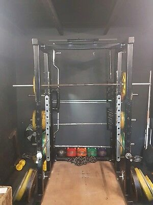 Commercial Squat Rack, Power Rack, cage