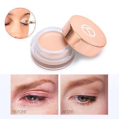 1 Pcs Eye Primer Concealer Cream Makeup Base Long Lasting Cream Moisturizer Oil