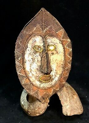 BRIDE PRICE WEALTH, mask with shell,