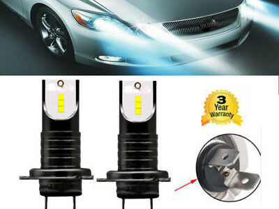 H7 LED Ampoule Voiture Feux Phare Lampe Bulbs Remplacer HID Xénon 100W 18000LM