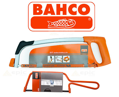 "Bahco 317 Pro 12"" 300mm Hacksaw 