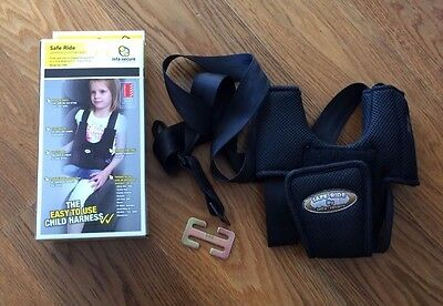 Infa-Secure Safe Ride Child Safety Harness