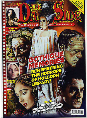 The Dark Side #185 (2017, UK 68 pages, full colour) brand new condition