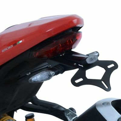 R&G  Tail Tidy for Ducati Monster 821 '18-, 1200 (S) '17- & 1200R '18- for Ducat