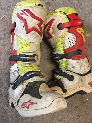 Stivali Alpinestars Tech 10 Motocross Enduro