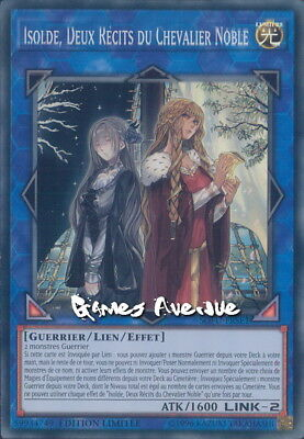 Yu-Gi-Oh ! Isolde, Deux Récits Chevalier Noble SOFU-FRSE1 (SOFU-ENSE1) VF/SUPER