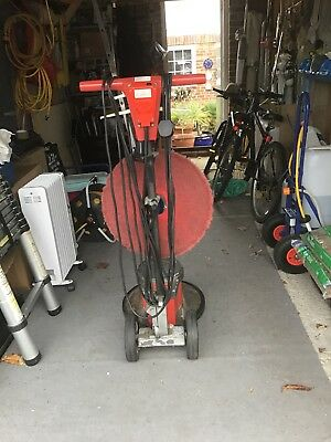 victor sprite 400 Rotary floor buffer machine polisher